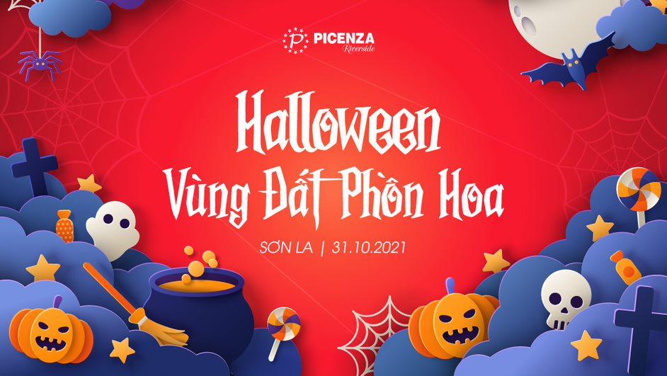 Bùng nổ Lễ hội Halloween độc đáo đầu tiên tại Sơn La