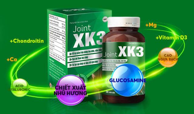 Sự thật về hoạt chất XK3 giúp bệnh nhân viêm khớp giảm đau nhanh gấp 3 lần
