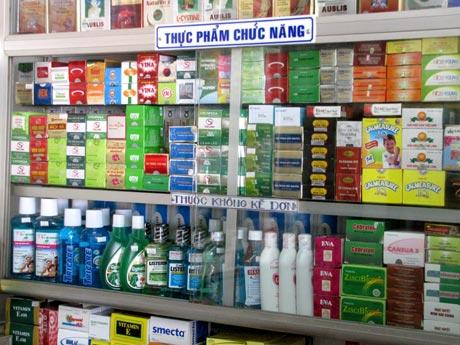 Nhà thuốc Hoàng Dung