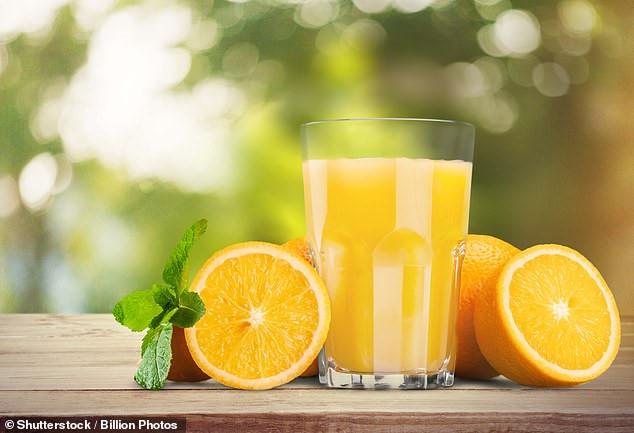 Lợi ích bất ngờ của việc sử dụng nước cam mỗi ngày