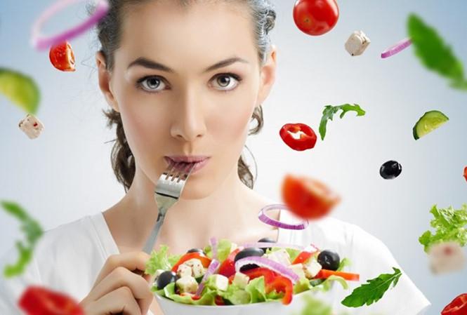 Tác dụng tuyệt vời của salad với sức khỏe, nhan sắc