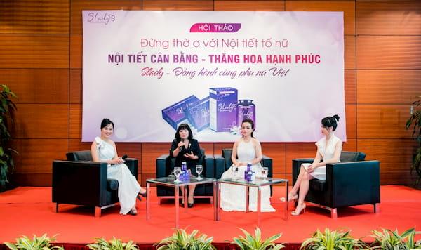 """hoi thao """"dung tho o voi noi tiet to nu - noi tiet can bang, thang hoa hanh phuc"""""""