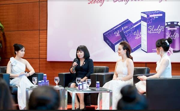 SLady tổ chức hội thảo Đừng thờ ơ với nội tiết tố nữ - Nội tiết cân bằng thăng hoa hạnh phúc
