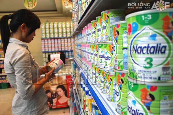 Bộ Y tế phân loại rõ sữa tươi, sữa bột