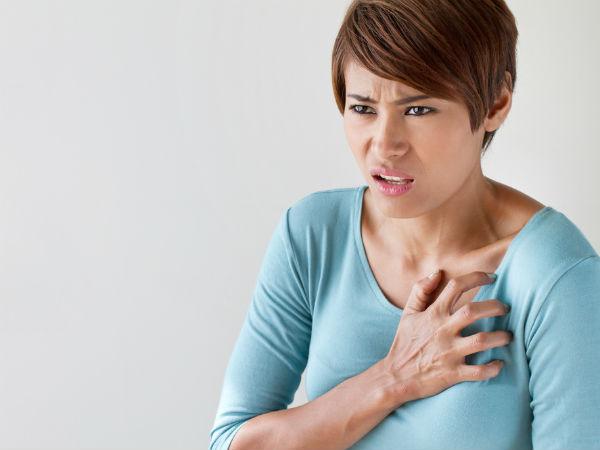 Triệu chứng đau tim thường xảy ra ở phụ nữ
